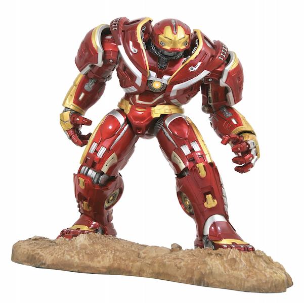 """Deluxe Hulkbuster Iron Man 24"""" Statue"""