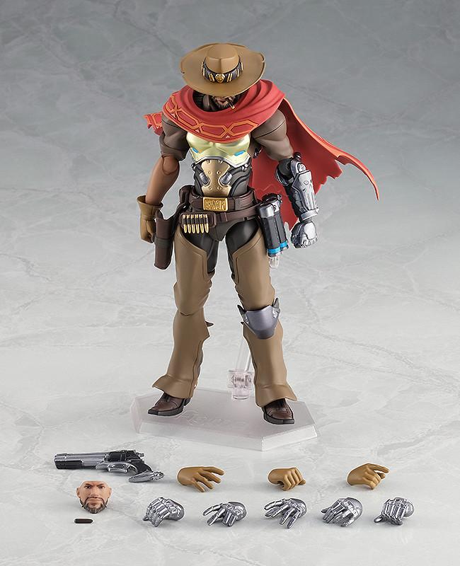 Overwatch - McCree Action Figure