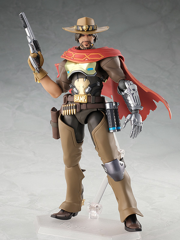 Overwatch - McCree Action Figure