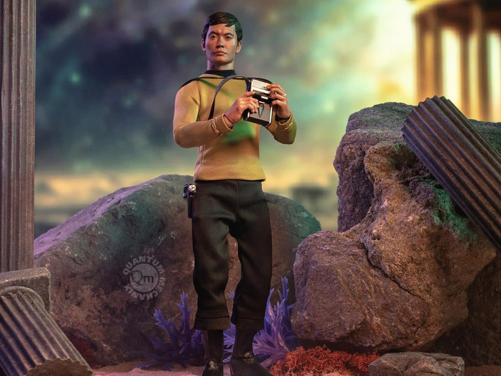 Star Trek: The Original Series - Hikaru Sulu 1/6 Scale Action Figure