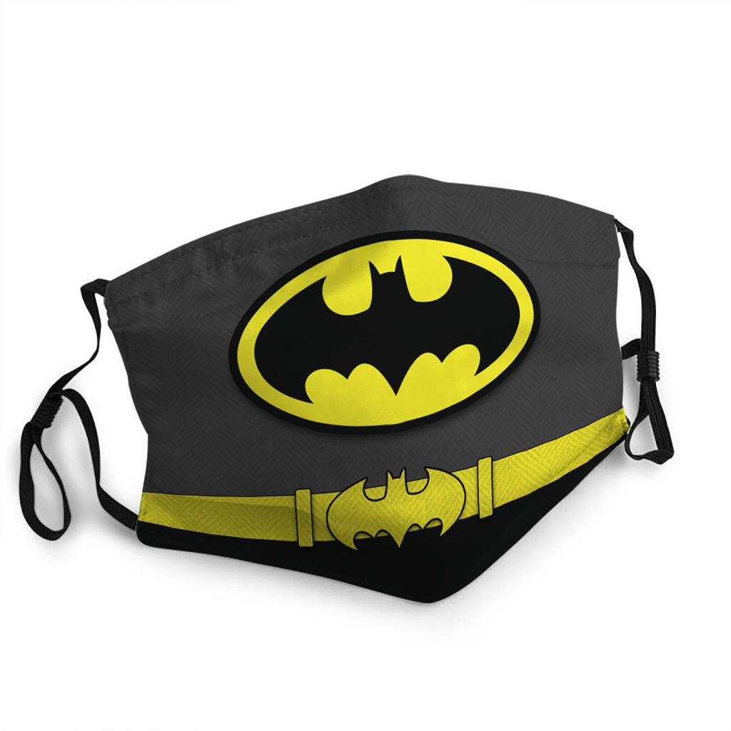 Batman Fabric Mask