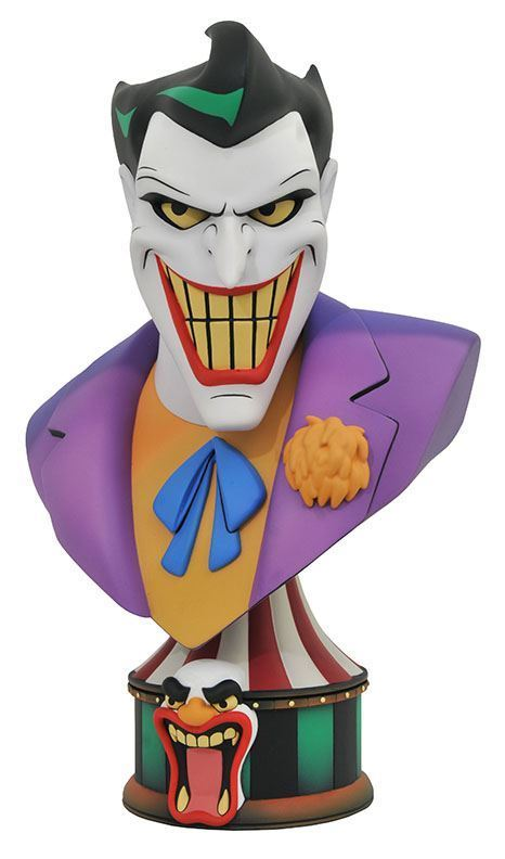 Legends in 3D - Batman: The Animated Series Bust of The Joker
