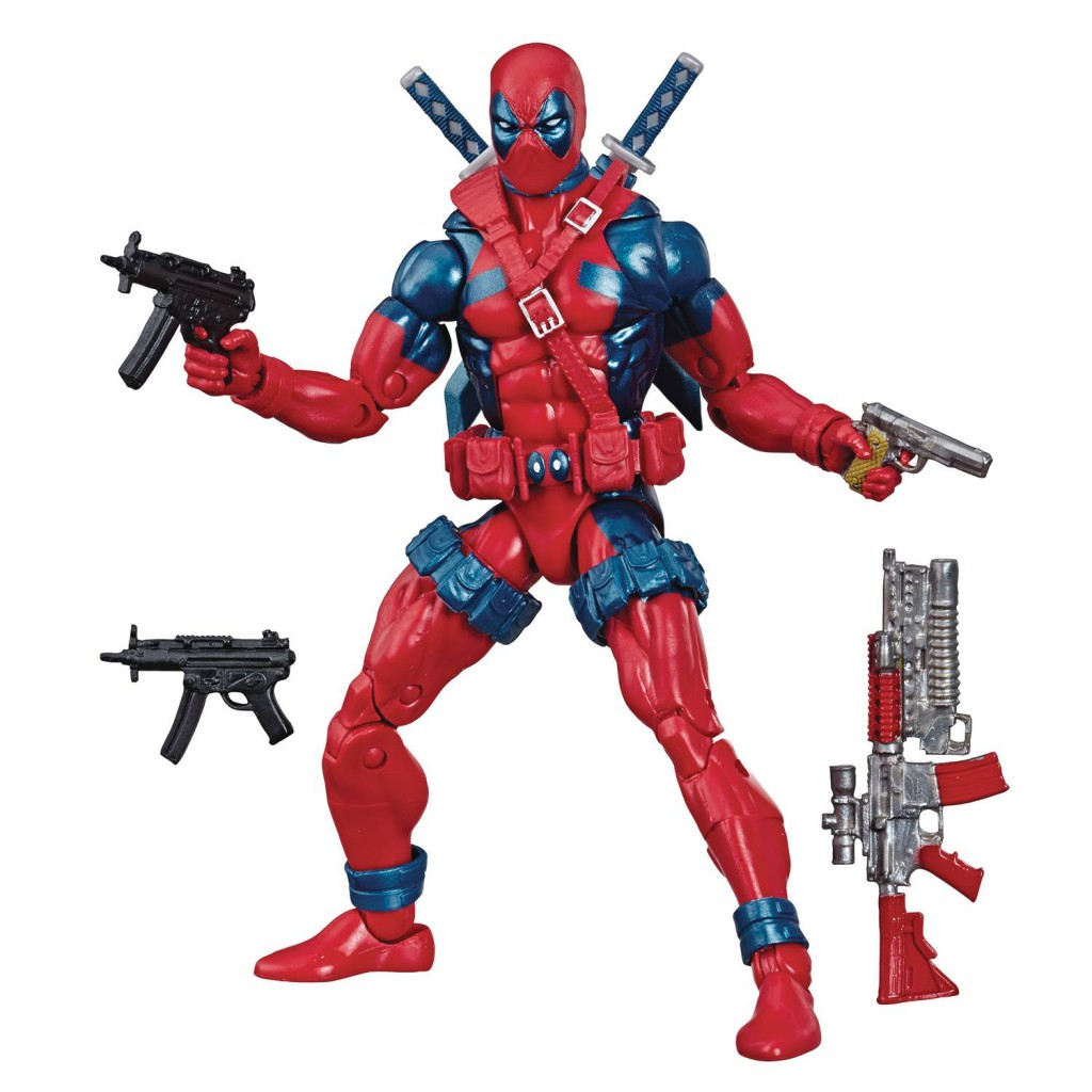 80th Anniversary Deadpool Action Figure