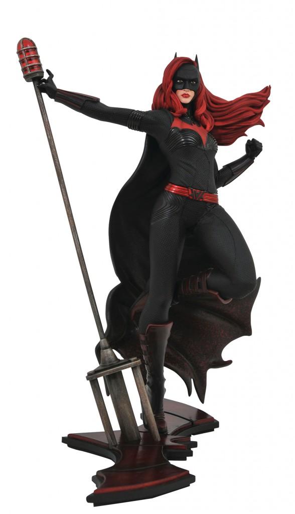 DC TV Gallery Batwoman PVC Statue