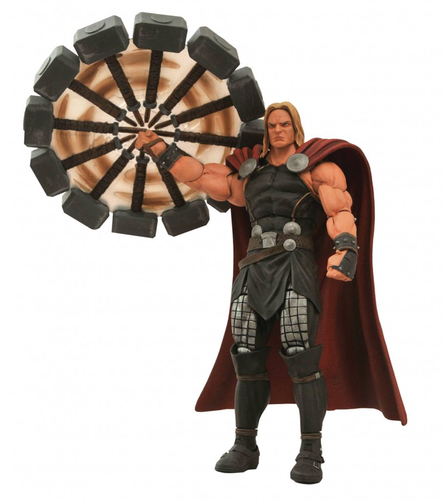 Diamond Select Toys Mighty Thor Action Figure