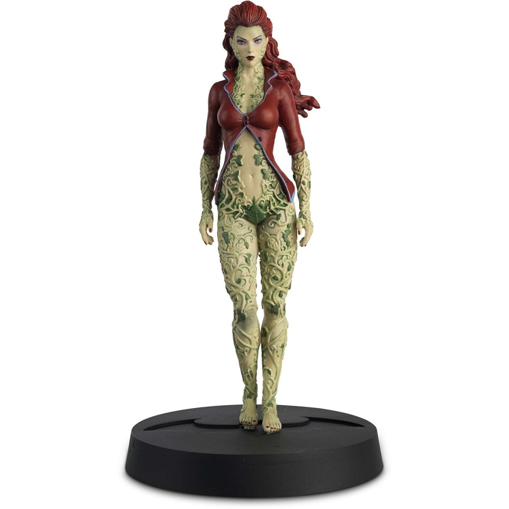 Eaglemoss Batman: Arkham Asylum 10th Anniversary - Poison Ivy