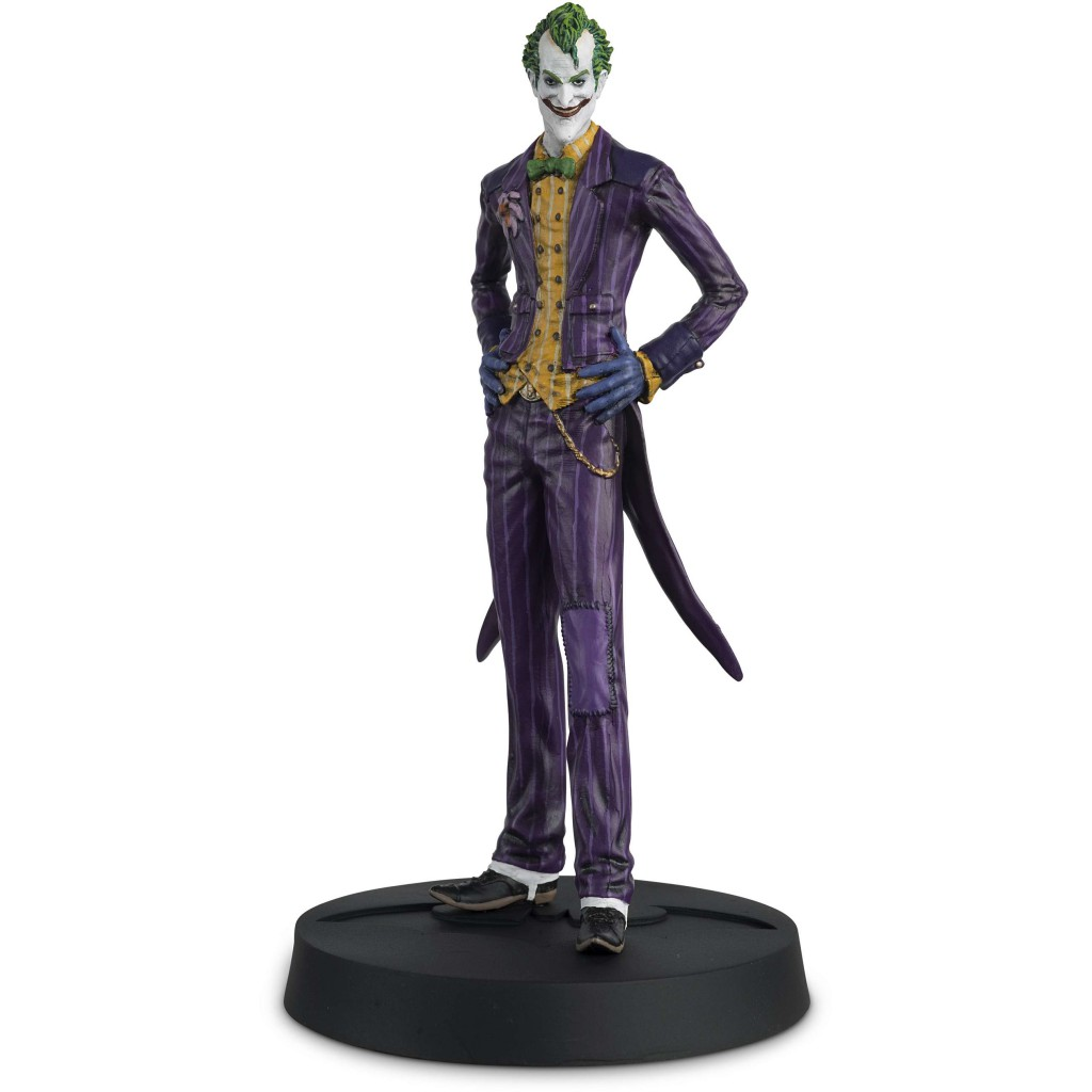 Eaglemoss Batman: Arkham Asylum 10th Anniversary - The Joker