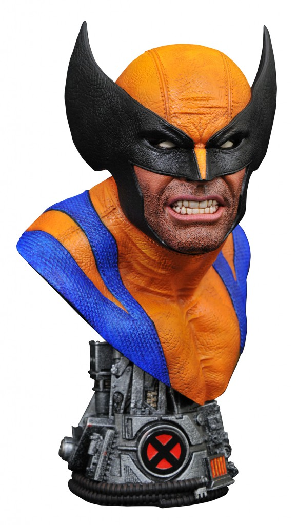 Legends in 3D - Wolverine 1/2 Scale Bust