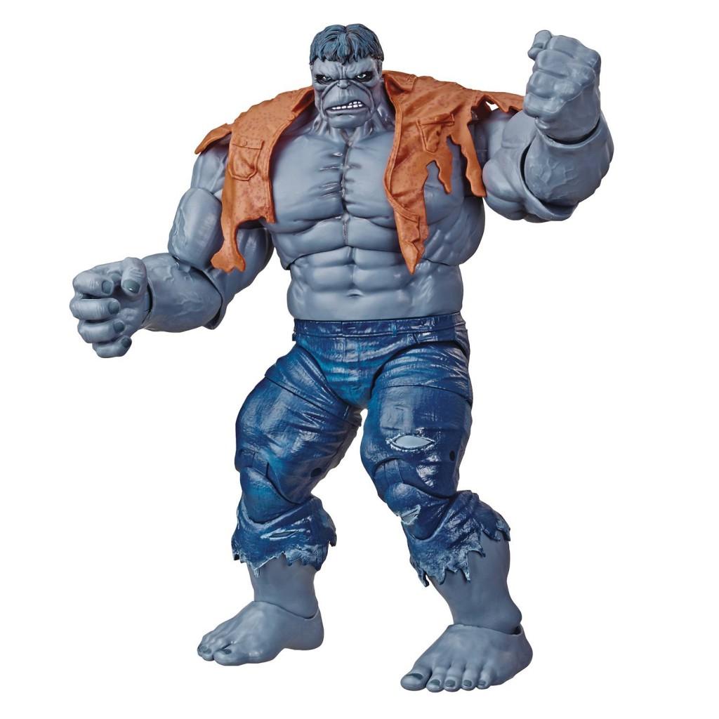Marvel 80th Anniversary Gray Hulk Action Figure