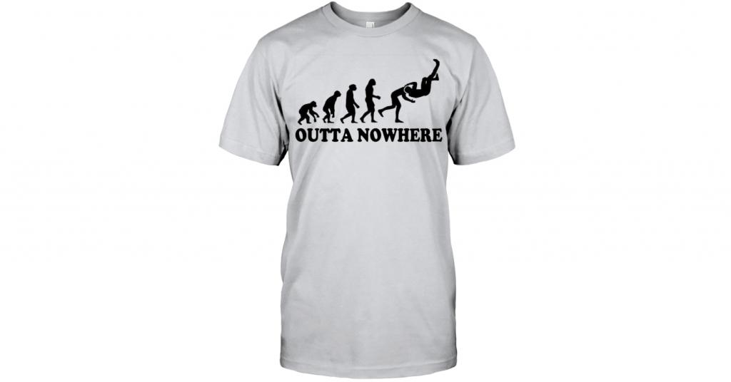 Randy Orton - Outta Nowhere RKO T-Shirt