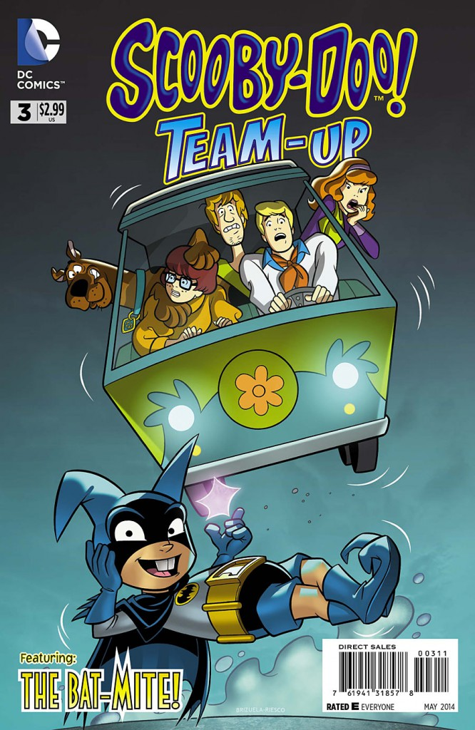 Scooby-Doo Team-Up #3 Cover