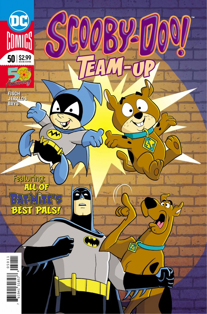 Scooby-Doo Team-Up #50 Cover