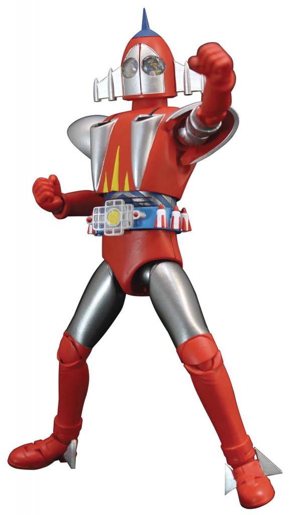Space Ironman Kyodain - Syksel Action Figure