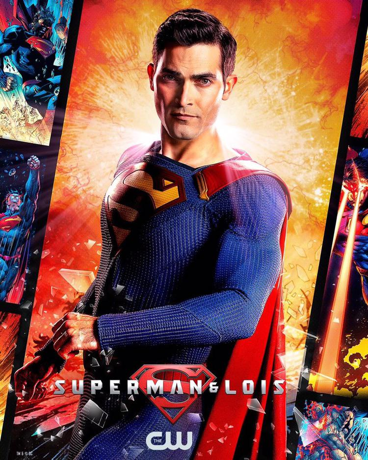 CW Superman & Lois Poster