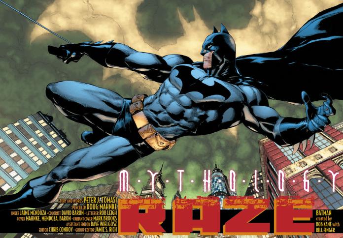 Detective Comics #994 Art