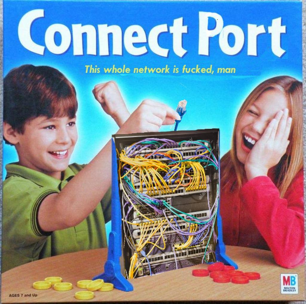 Connect Port