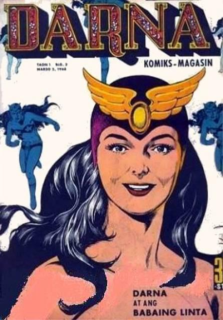 Darna Comics Cover