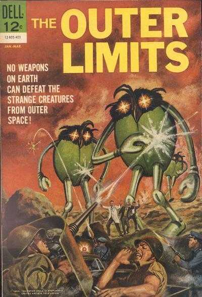 The Outer Limits - Issue 1 - March 1964