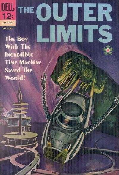 The Outer Limits - Issue 2 - June1964