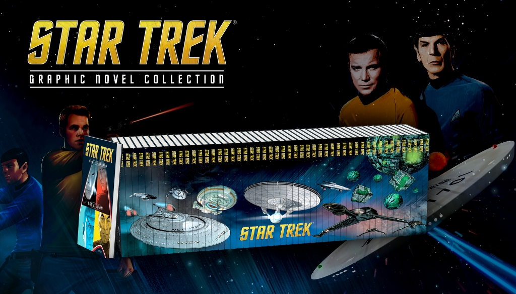 Eaglemoss' Star Trek: The Graphic Novel Collection