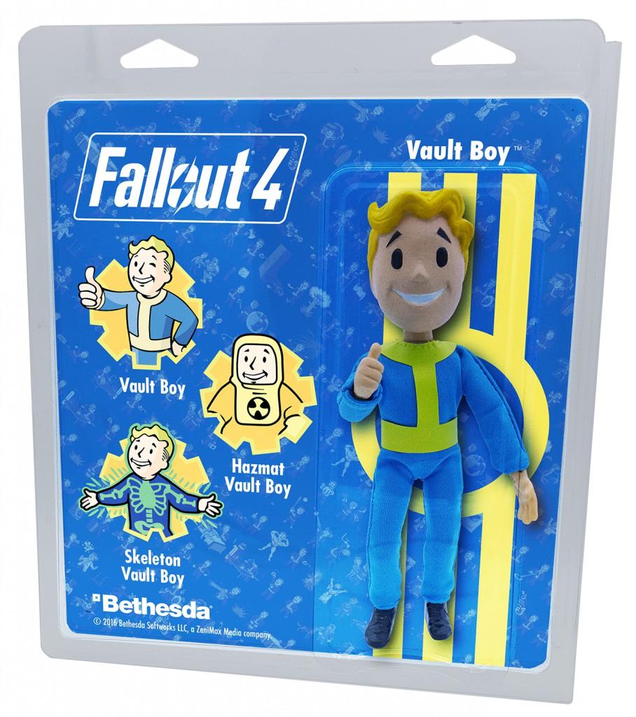 Fallout: Vault Boy Mego-Style Retro Action Figure