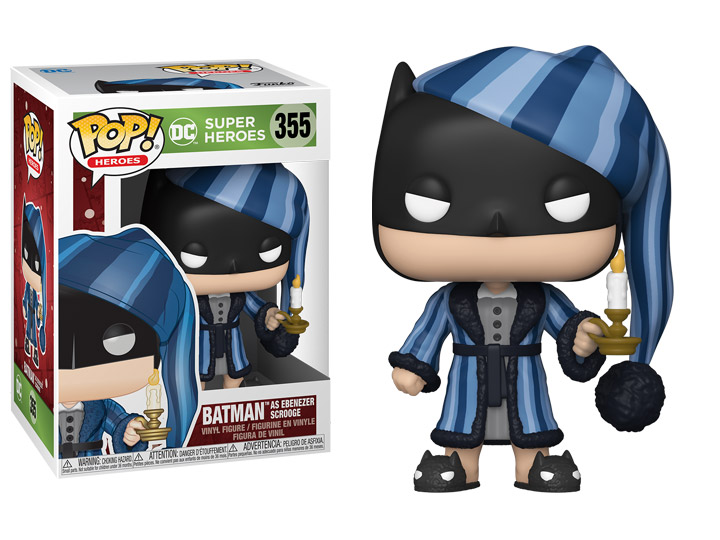 Funko Pop! DC Heroes: Holiday - Batman