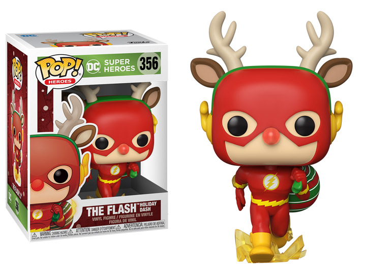 Funko Pop! DC Heroes: Holiday - The Flash