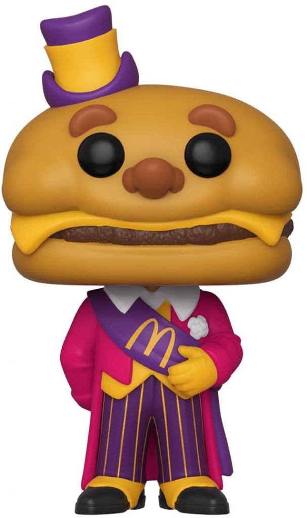 Funko Pop! McDonald's Vinyl Figures - Mayor McCheese