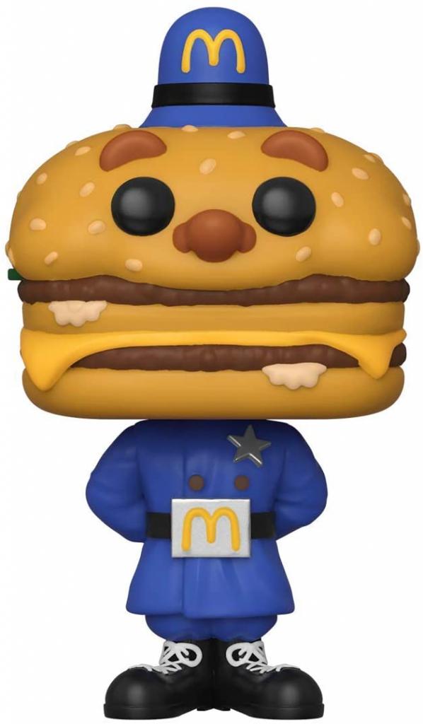 Funko Pop! McDonald's Vinyl Figures - Officer Big Mac