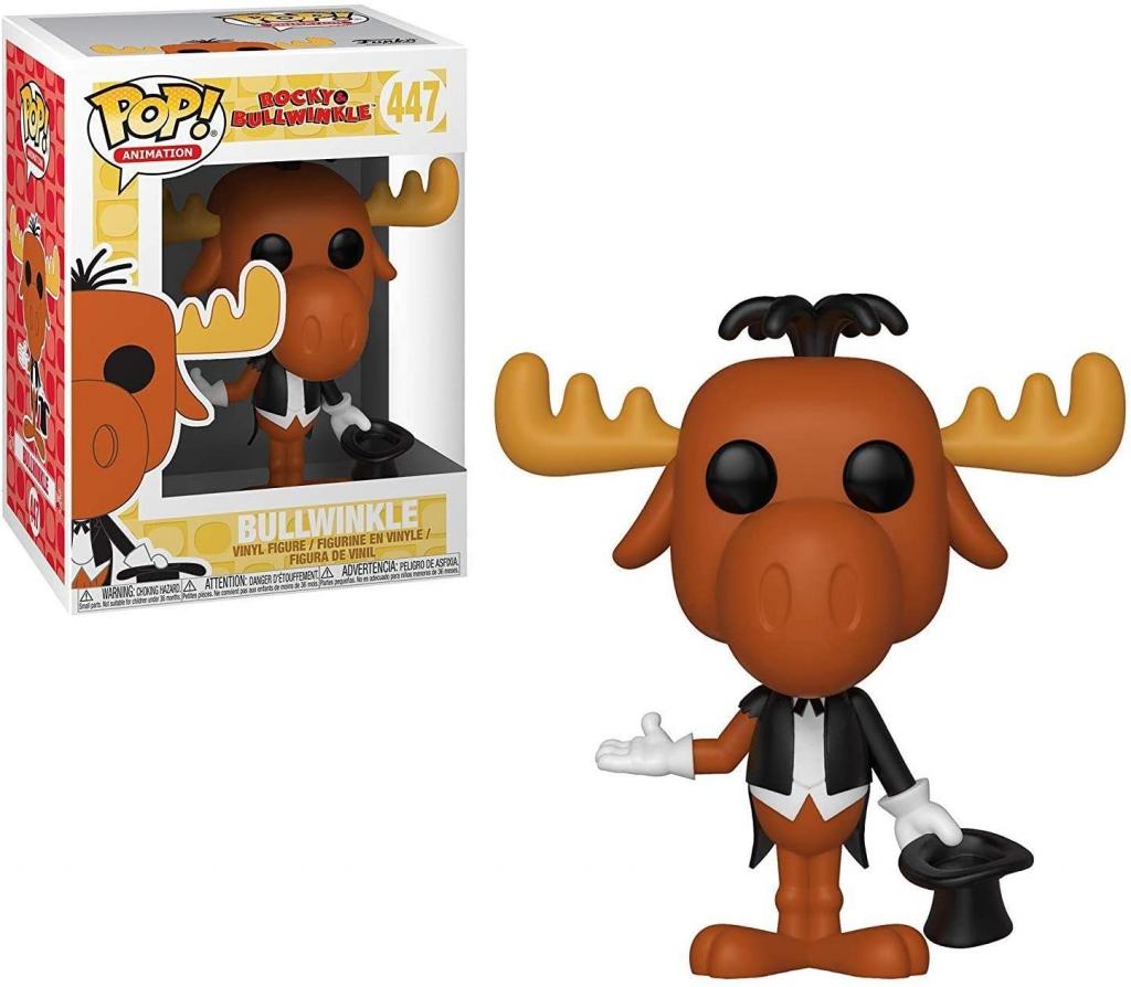 Funko Pop - Rocky and Bullwinkle - Bullwinkle