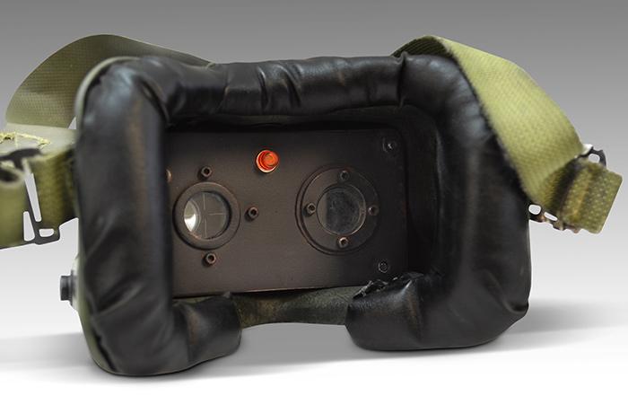 Ghostbusters Ecto Googles Prop Replica