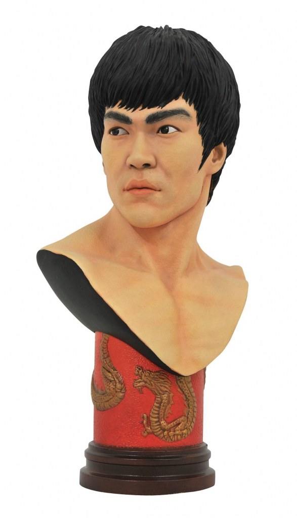 Legends in 3D 1/2 Scale Bust - Bruce Lee