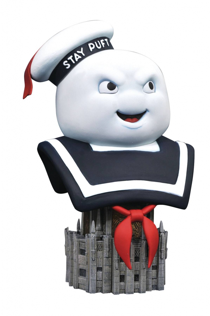 Legends in 3D Busts - Stay Puft Marshmallow Man
