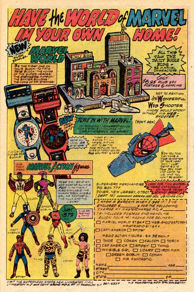 Marvel World Adventure Playset