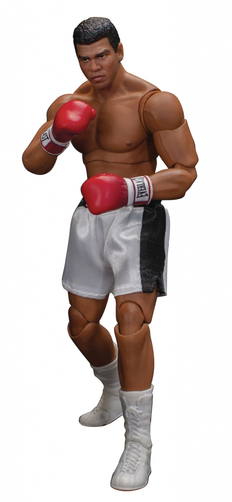 Muhammad Ali 1/12 Scale Action Figure