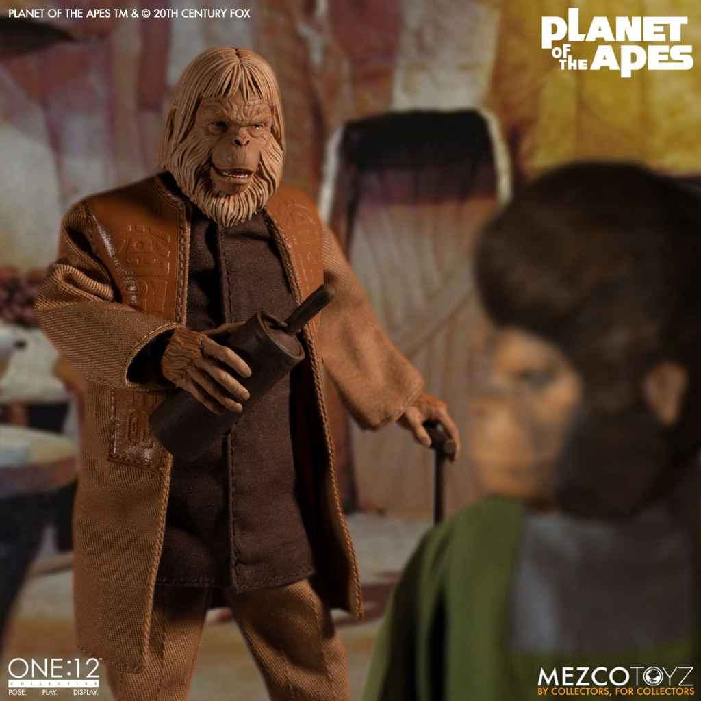 One-12 Collective - Planet of the Apes - Dr. Zaius Action Figure