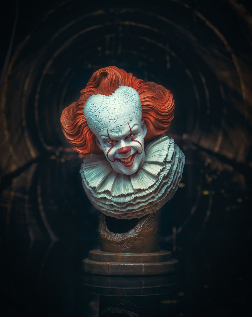 Legends in 3D Bust - Pennywise