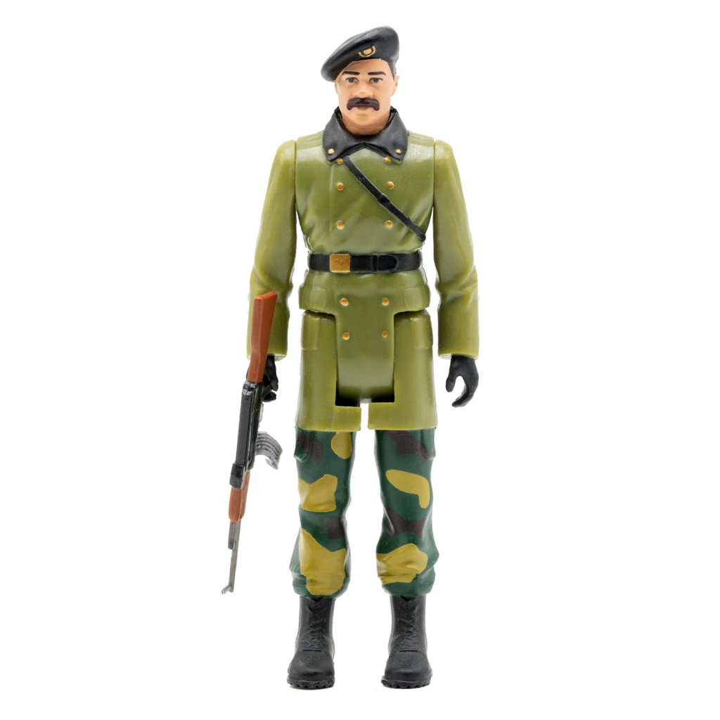 ReAction Red Dawn Action Figures - Col. Ernesto Bella
