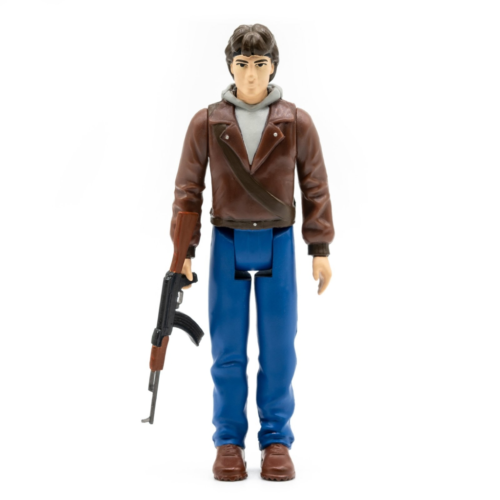 ReAction Red Dawn Action Figures - Jed Eckert