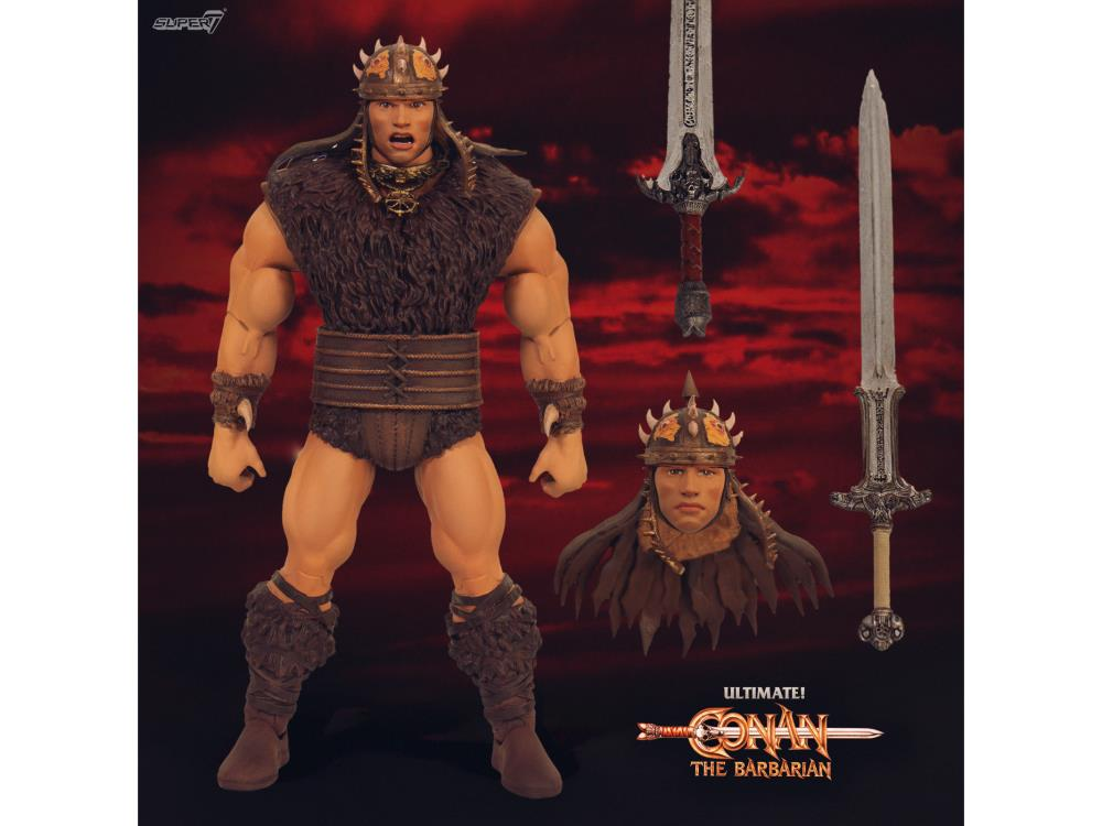 Super7 Conan The Barbarian Ultimates - Conan