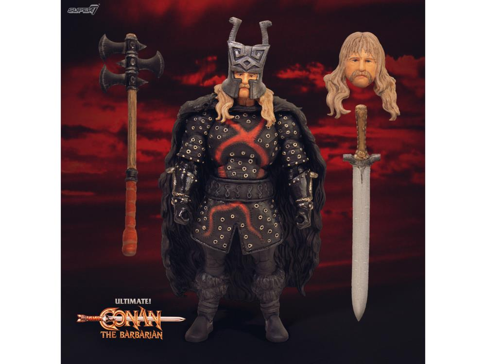 Super7 Conan The Barbarian Ultimates - Rexor