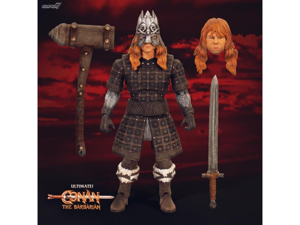 Super7 Conan The Barbarian Ultimates - Thorgrim