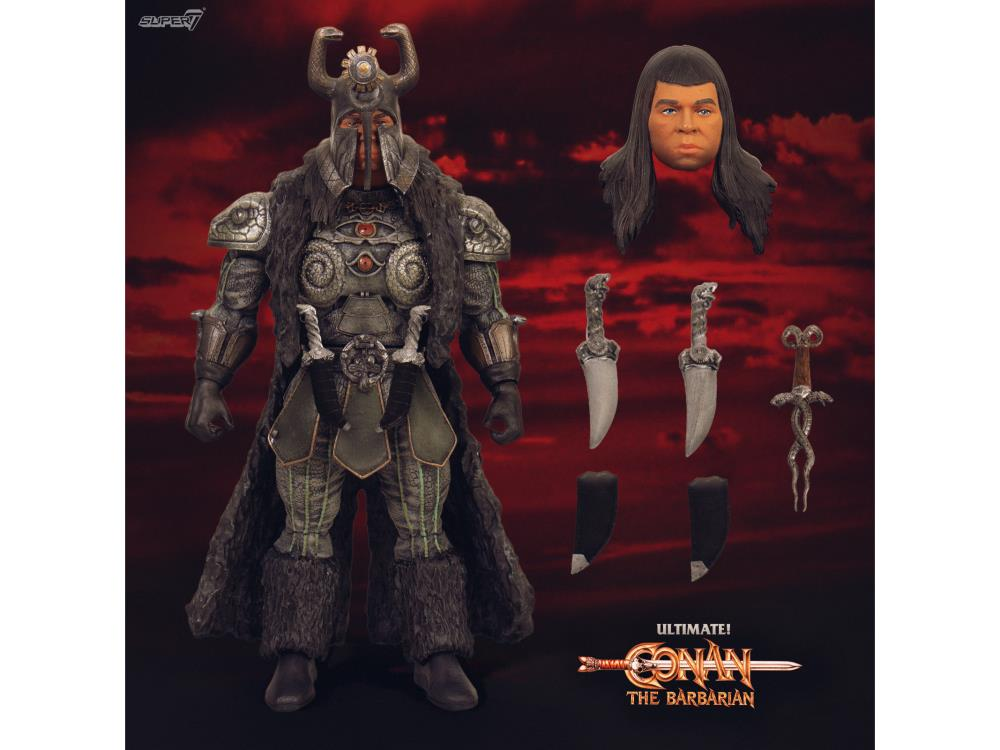 Super7 Conan The Barbarian Ultimates - Thulsa Doom