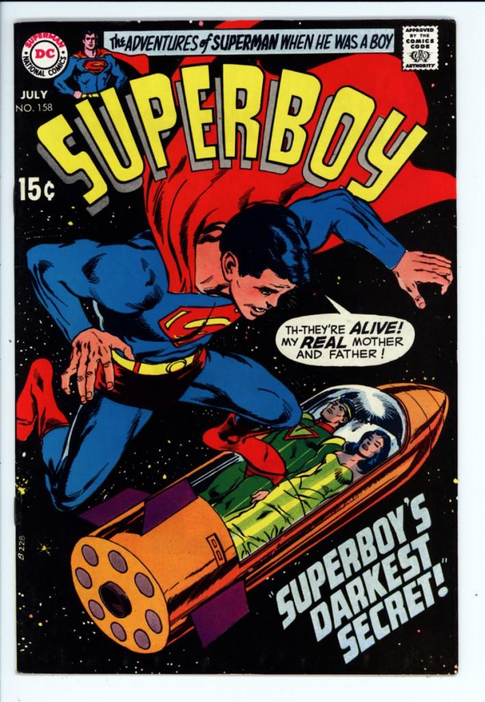 Superboy Vol. 1, Issue 158 - July 1969