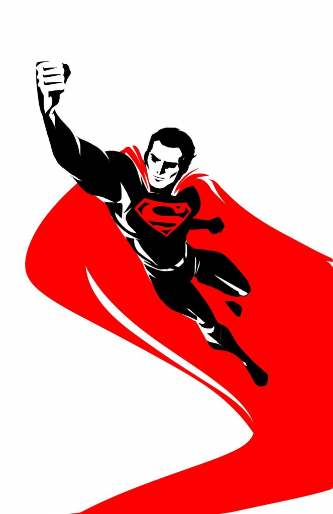 Superman by Sho Murase