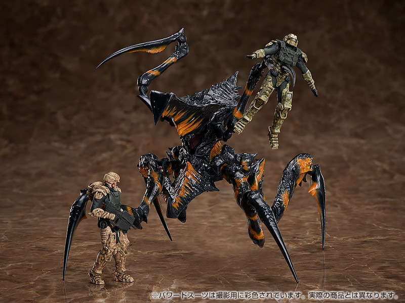 Starship Troopers Warrior Bug Action Figure
