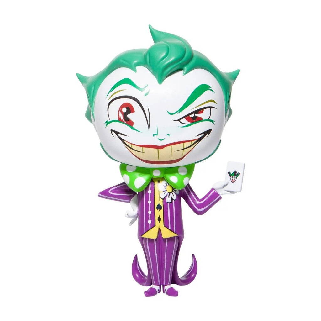 The World of Miss Mindy - DC Heroes - The Joker