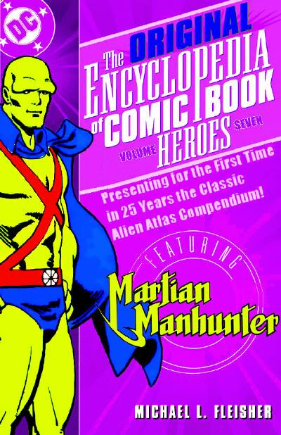 The Martian Manhunter Encyclopedia