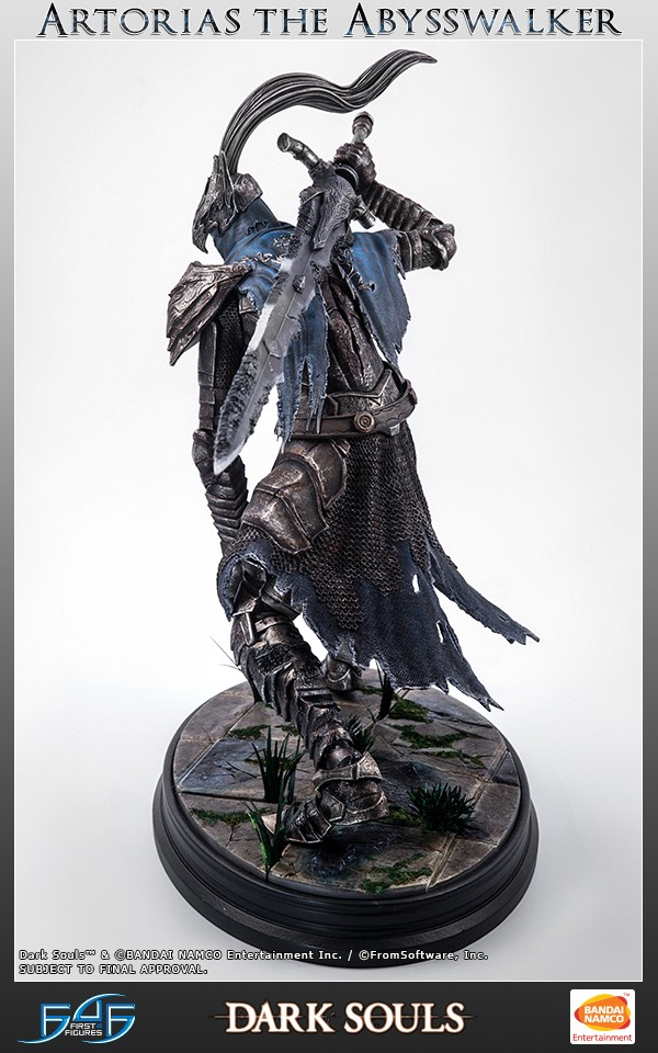 Dark Souls Artorias Abysswalker Sculpture