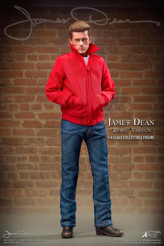 "James Dean ""Rebel"" 1/6 Scale Action Figure"